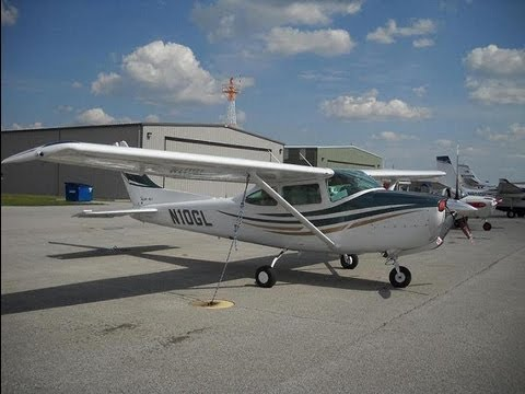 cessna 172 182 ferrying service